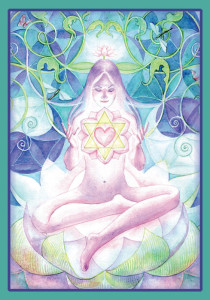 The Self Love Oracle Deck by Janet Chui
