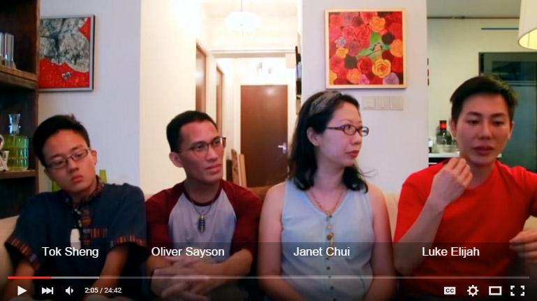 Dealing with Spiritual Awakenings video screencap