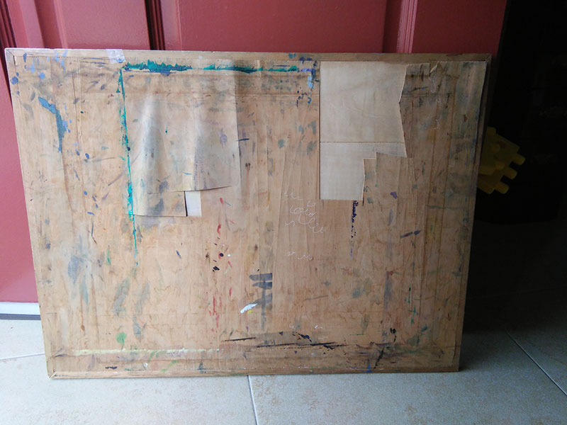 Old Drawing Board Back